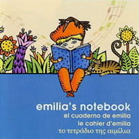 Artwork for Emilia's Notebook by Paul Voudouris