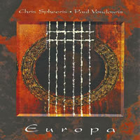 Artwork for Europa by Paul Voudouris