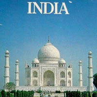 Artwork for India by Paul Voudouris