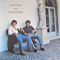 Artwork for Spheeris and Voudouris by Paul Voudouris