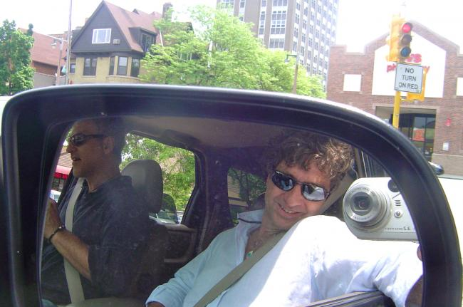 chris and paul in milwaukee