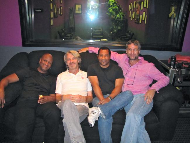 koko, francis, reggie, paul, tracking for