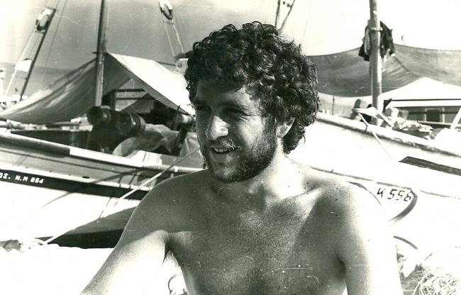 paul on the greek isles, 70's